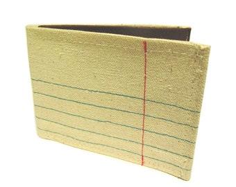 Recycling-Papier) Bifold Geldbörse