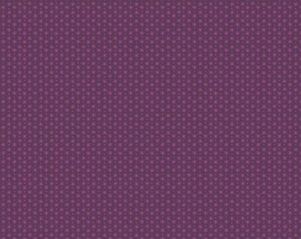 Asterisk Spanish Lavender Fabric by Andover