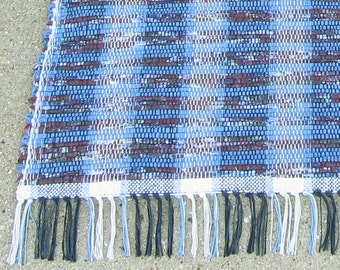"Rag Rug  ""Blueberry Hill the Lesser"""