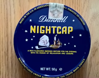 Dunhill Nightcap vintage pipe tobacco