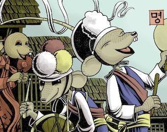 The Rats' Parade
