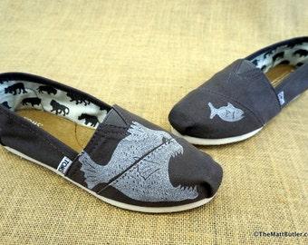 Piranha TOMS Shoes