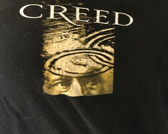 Vintage Creed T-Shirt Size XL