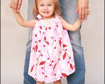 Baby Girl Pillowcase Dress Nicey Jane Fabric