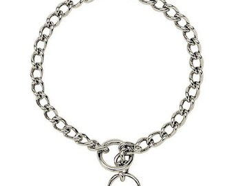 Choke Chain Training Collar - Medium
