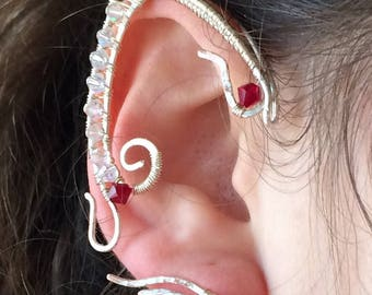 Elf ear cuffs