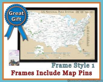 Push Pin Map, World map, Travel Map, Push Pin Travel Map, World Map Push Pin, Push Pin World Map, Christmas gift, World Travel Map, Wall Art