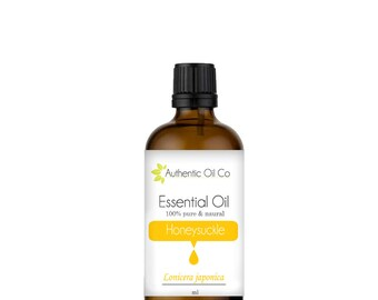 Honeysuckle Absolute Essential oil 10ml ( French Variation )