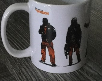 The Division - Bad Guys  - Mug