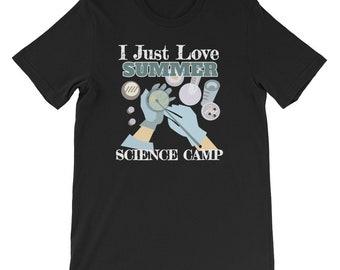 I Just Love Science Camp Summer School