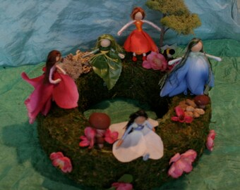 Waldorf Birthday Ring, Fairy Ring