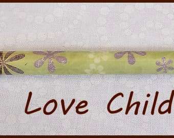 """Love Child Kraft-i Roller - Paper Bead Roller / Tool from the Original Collection 1/8"""" or 3/32"""" - Tutorial Included"""