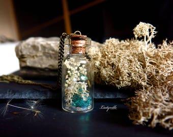 Terrarium Necklace - The Magic Forest