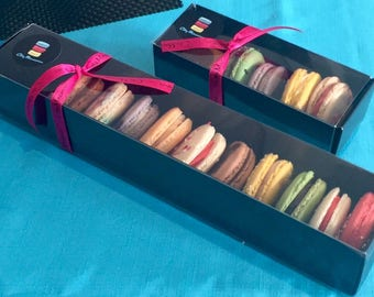 French Macarons-6 piece Gift Box
