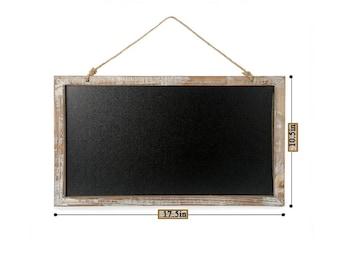 10.5'' x 17.5'' Hand Lettered Chalkboard