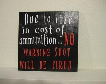 Ammunition Decoration