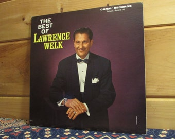Lawrence Welk - The Best Of - 33 1/3 Vinyl Record