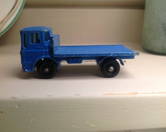 Vintage Lesney matchbox series 60 site hut truck 1960s