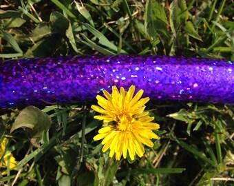 Purple Pixie Dust Polypro Hula Hoop