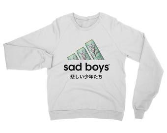 シ Vaporwave AESTHETIC Sad Boys Yung Lean Unisex Sweatshirt シ