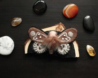 Moth/ Butterfly Brooch 08