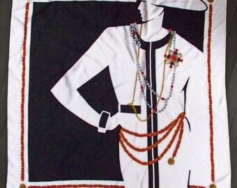 Vintage Laura Winston scarf
