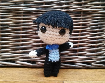 2nd Doctor Patrick Troughton Inspired Plush *Discontinued*
