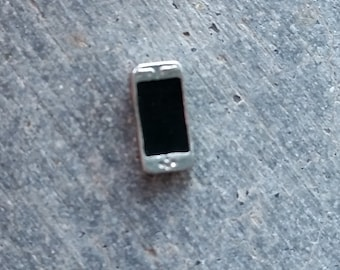 Floating Charm For Glass Memory Lockets- iPhone