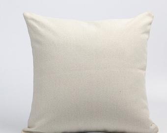 18X18 Linen Pillow Covers