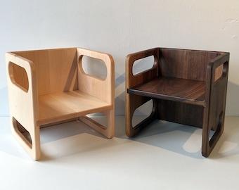 Ella Adams Montessori Cube Chair