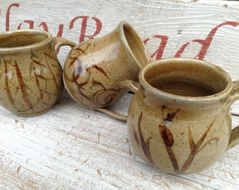 Handmade Mug, Pottery, Coffee Mug