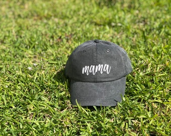 Mama Baseball Hat | Mom Hat | Funny Mom Hat | Dad Hat for Women | Wedding Hat | Mom Hat | Women's Hat | Classic Dad Hat | Summer Ha