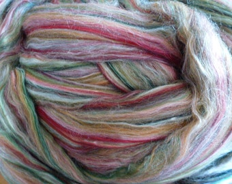 Ashland Bay Merino /Tussah Silk  70/30 Blend Autumn 4 Ounces