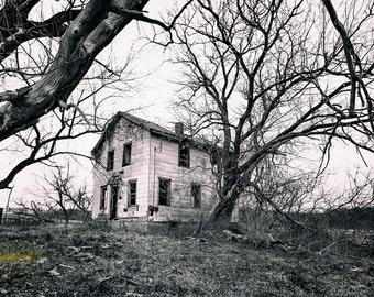 Abandoned Ohio Fine Art  Photographic Print