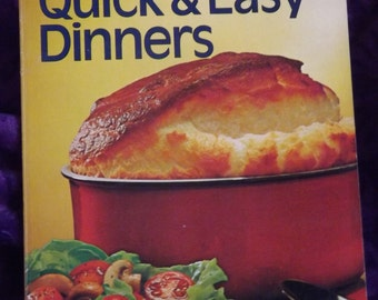 Sunset Quick and Easy Dinners - L 613