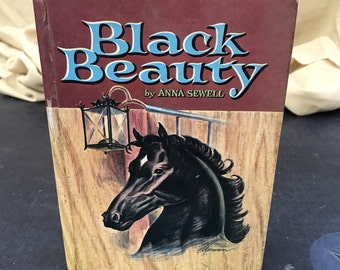 Black Beauty By Anna Sewell - Whitman Classics!