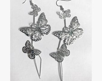 The butterfly effect earrings