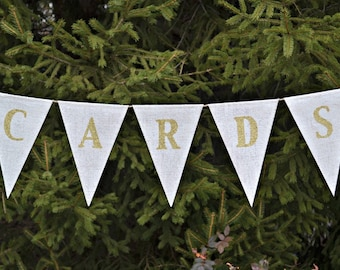 Cards Banner   ..    Gift Table   ..    Decoration
