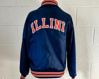 Fighting Illini Jacket
