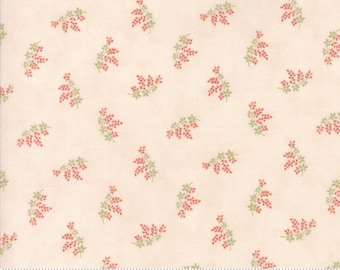 Victoria Pink Ribbon Charlotte by 3 sisters for Moda 44166-11