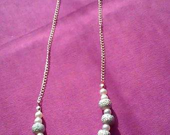 Sparkle series necklace combines N 10