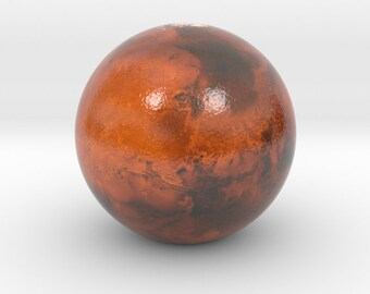 Planet Mars, Red Planet, Mars, Planet, Planets, Science Gift, Sciientific Gift, Gift, Astronomy Gift, Astronomy, Valentine's Day Gift