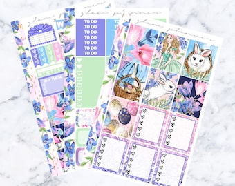Easter in Wonderland Essentials Sticker Kit