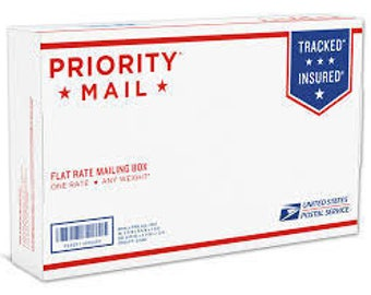 UPGRADE In a Hurry ...your shipping  to PRIORITY