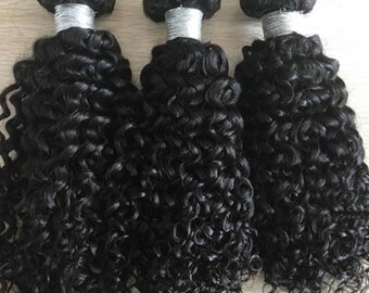 3B 3C Kinky Curly Bundles, Natural Hair, Curly Hair, Weave, Extensions, Human Hair Extensions
