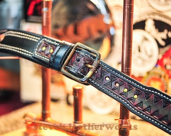 Good Sheperd instrument strap - ready to be set up to your preferred length