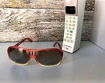 Amazing Vintage Mens 1970's Sunglasses