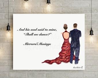Fine Art Prints: Shall We Dance?
