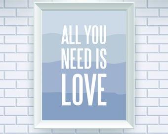 Love Sign, Love Print, Love Printable, Quotes, Quote Prints, Printable Quotes, Framed Quotes, Wall Decor, Home Decor, Art Prints, 015