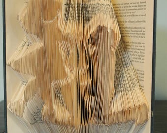 Proposal Custom Folded Book Art